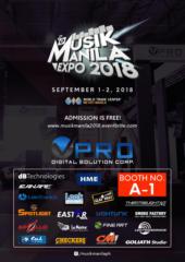 Musik Manila 2018